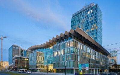 ENGIE verduurzaamt installaties Amsterdamse WTC-toren